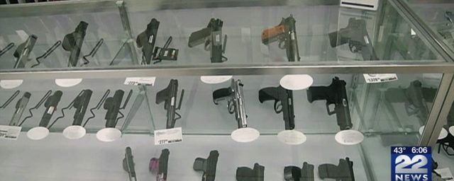 """""""Red flag"""" bill to help prevent at risk individuals from buying guns"""