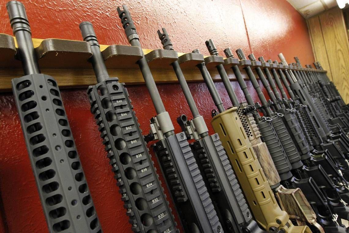 Editorial: Up to courts, not law enforcement, to determine legality of gun law