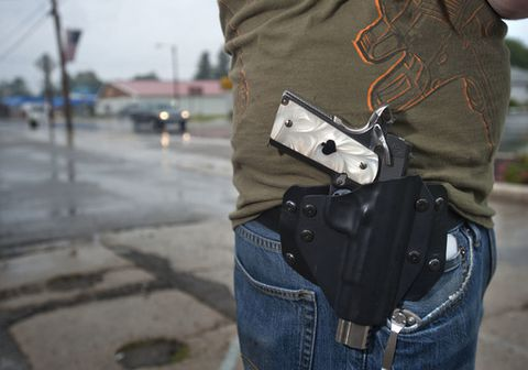 Michigan House Republicans look to reduce penalties for gun license violations