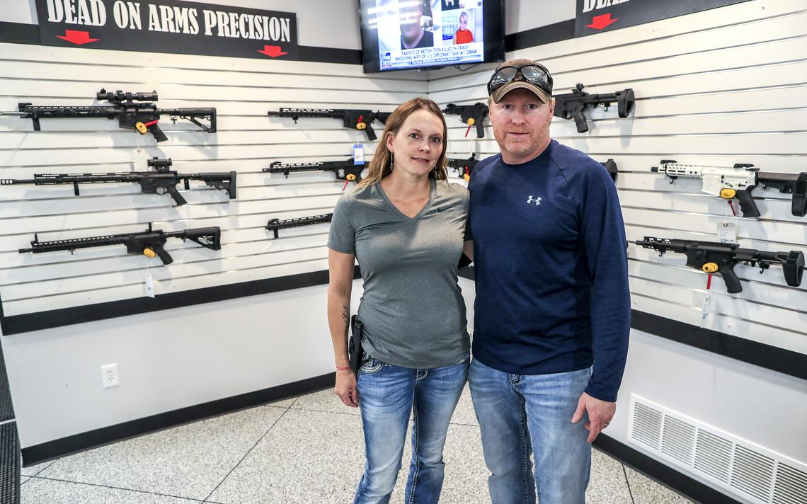 Triggered in the Twin Ports: As big box retailers trend away from guns, small businesses fill the gap