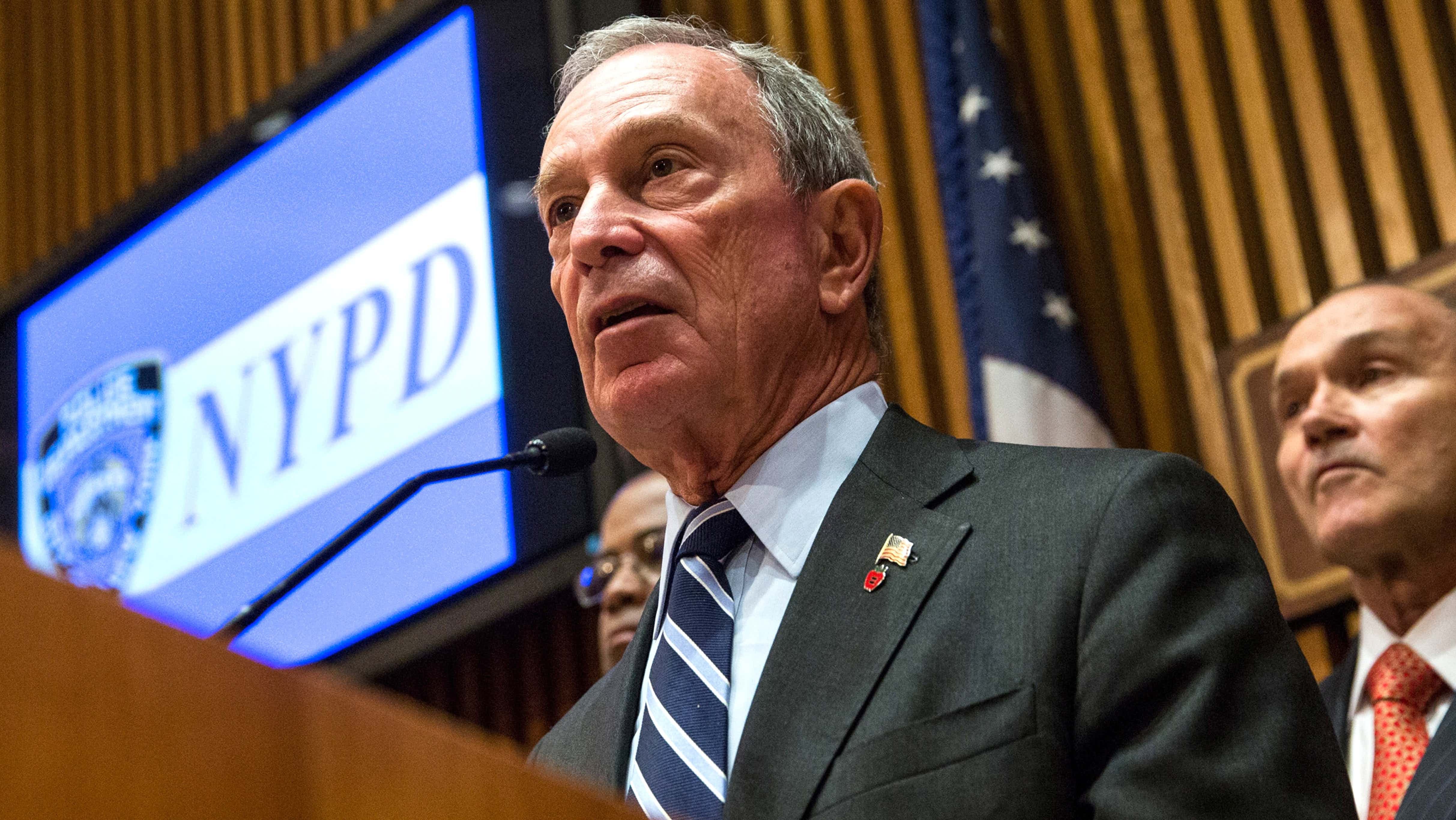 Bloomberg Unveils Radical Anti-Freedom Plan Attacking Second Amendment Rights