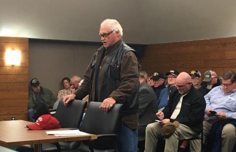 Gun Advocates Seek Sanctuary Status For Livingston